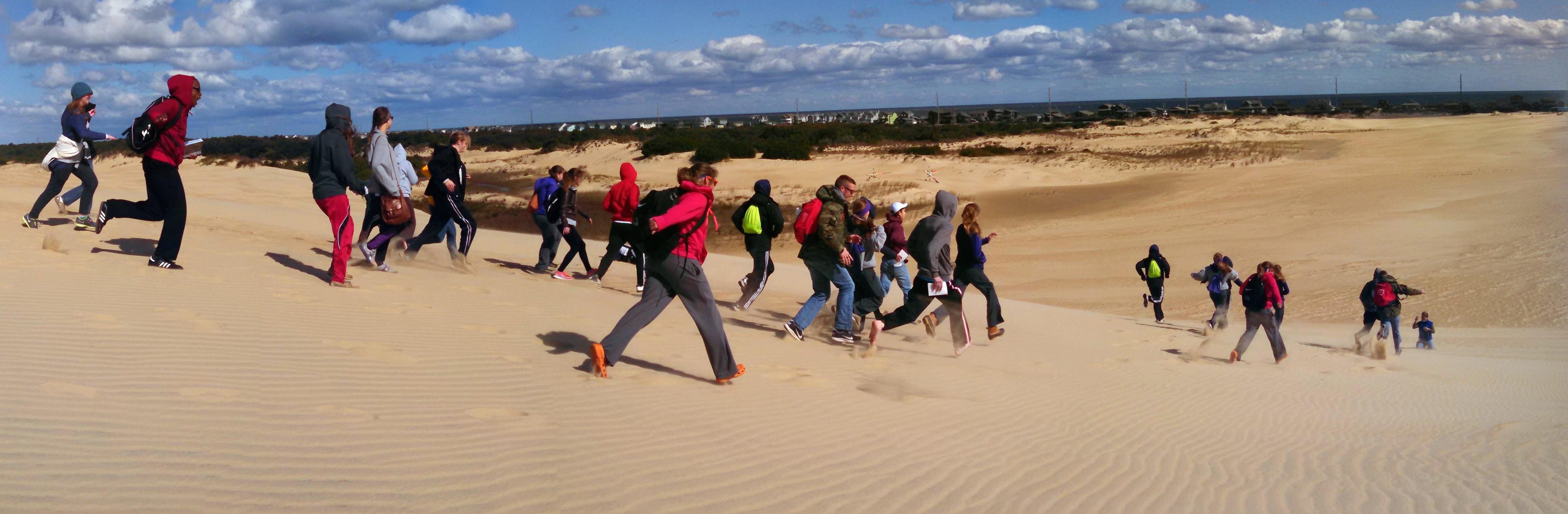 Outer Banks Field Studies