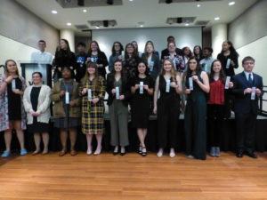 2019 Science Symposium Winners