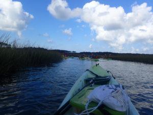 Kiptopeake 2018 Kayaking